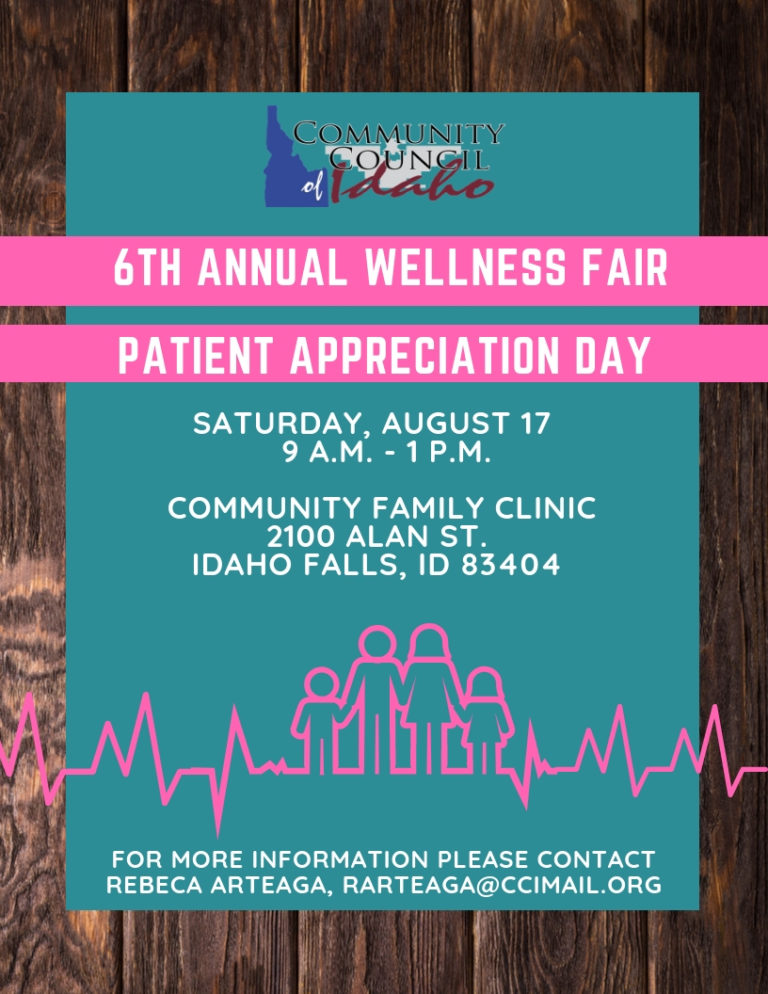 6th Annual Wellness Fair